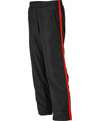 Pantalon_jogging_Femme_noir_tomate_Devant_JN489