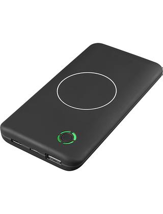 batterie de secours 6000 mAh avec chargeur à induction